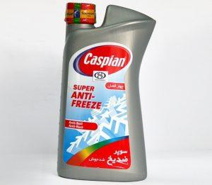 قیمت ضدیخ کاسپین